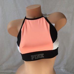 VS Pink Sports Bras Size Large